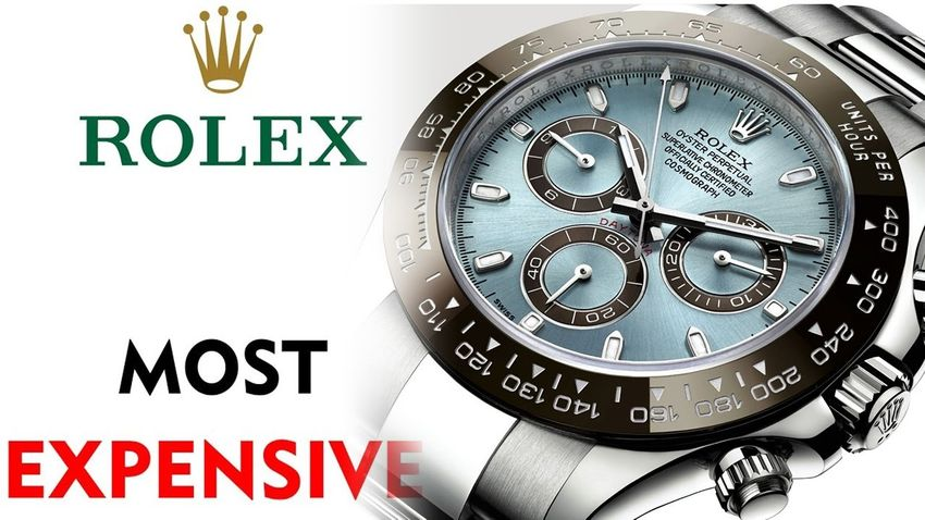 bb538fbb1b57 The Most Expensive Rolex Watches - GMT Master - Bao Dai - Oyster